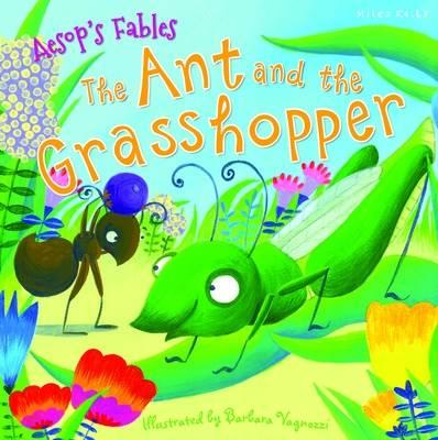 Aesop's Fables the Ant and the Grasshopper (BOK)
