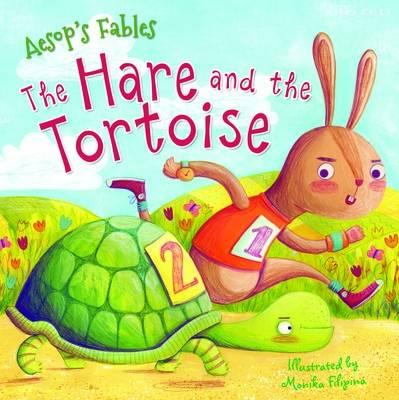 Aesop's Fables the Hare and the Tortoise (BOK)