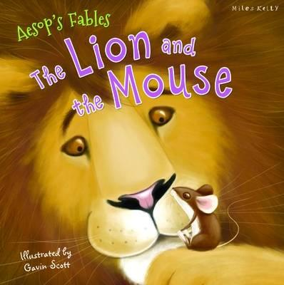 Aesop's Fables the Lion and the Mouse (BOK)