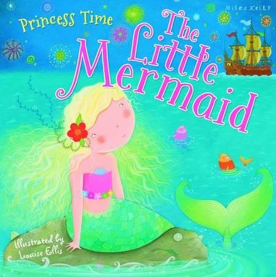 Princess Time the Little Mermaid (BOK)