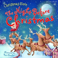 Christmas Time the Night Before Christmas (BOK)
