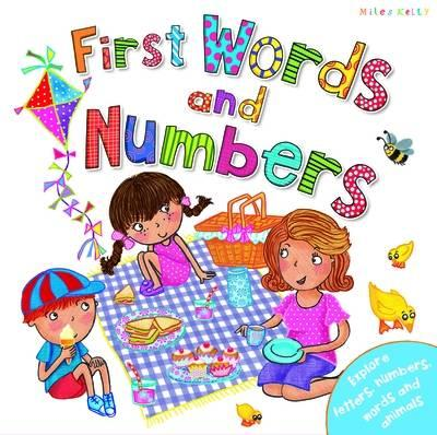 First Words and Numbers (BOK)