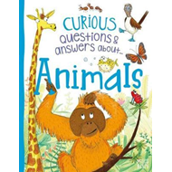 Curious Questions & Answers Animals (BOK)