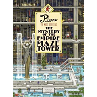 Pierre The Maze Detective: The Mystery of the Empire Maze To (BOK)