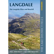 Produktbilde for Walking the Lake District Fells - Langdale - The Langdale Pikes and Bowfell (BOK)