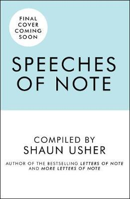 Speeches of Note (BOK)