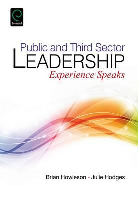 Public and Third Sector Leadership (BOK)