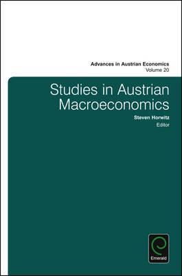 Studies in Austrian Macroeconomics (BOK)