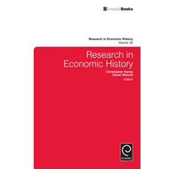 Research in Economic History (BOK)
