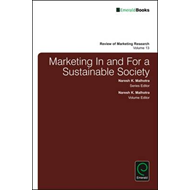 Marketing In and For a Sustainable Society (BOK)