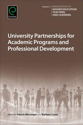 University Partnerships for Academic Programs and Profession (BOK)