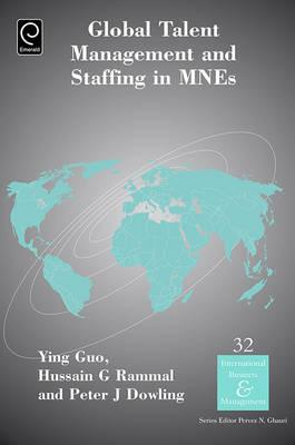 Global Talent Management and Staffing in MNEs (BOK)