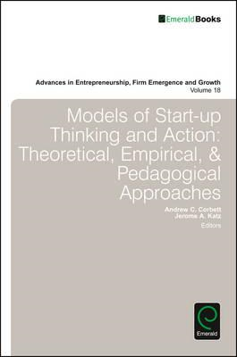 Models of Start-up Thinking and Action (BOK)