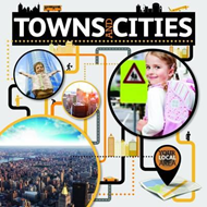 Towns & Cities (BOK)