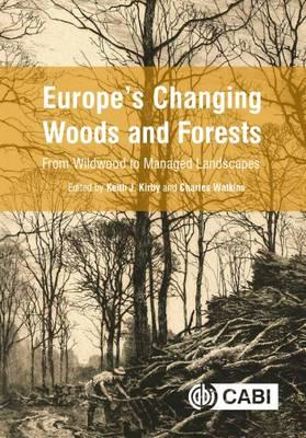 Europe's Changing Woods and F (BOK)