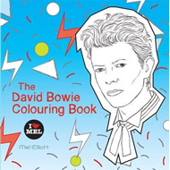 David Bowie Colouring Book (BOK)