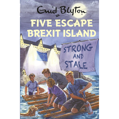 Five Escape Brexit Island (BOK)