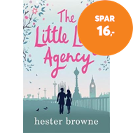 Produktbilde for The Little Lady Agency - the hilarious bestselling rom com from the author of The Vintage Girl (BOK)