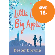 Produktbilde for Little Lady, Big Apple - the perfect laugh-out-loud read for anyone who loves New York (BOK)