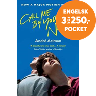 Produktbilde for Call Me By Your Name (BOK)