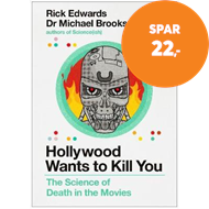 Produktbilde for Hollywood Wants to Kill You - The Peculiar Science of Death in the Movies (BOK)