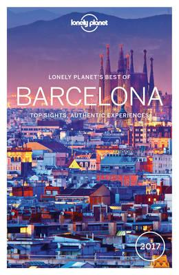 Lonely Planet Best of Barcelona 2017 (BOK)