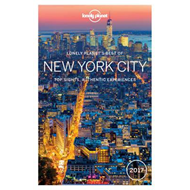 Lonely Planet Best of New York City 2017 (BOK)