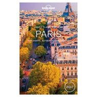 Lonely Planet Best of Paris 2017 (BOK)