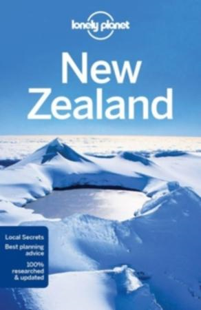 Lonely Planet New Zealand (BOK)