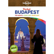 Pocket Budapest - top sights, local life, made easy (BOK)