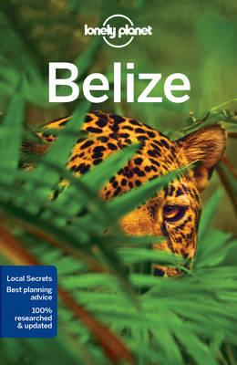 Lonely Planet Belize (BOK)