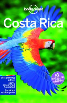 Lonely Planet Costa Rica (BOK)