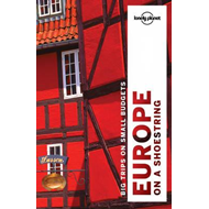 Lonely Planet Europe on a shoestring (BOK)