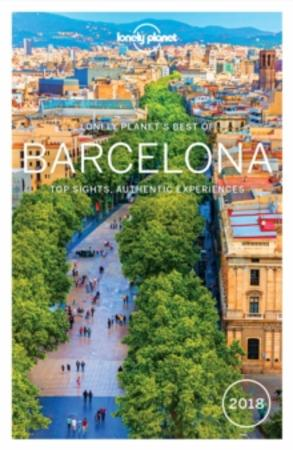 Lonely Planet's best of Barcelona (BOK)