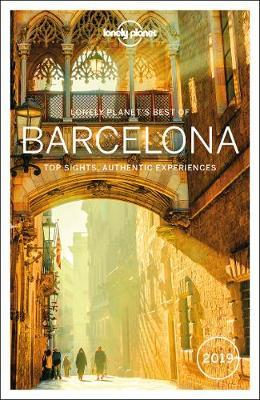 Lonely Planet Best of Barcelona 2019 (BOK)