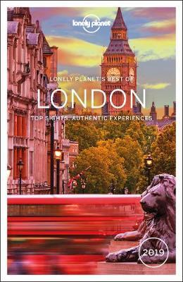 Lonely Planet Best of London 2019 (BOK)