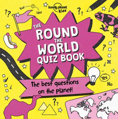 Round the World Quiz Book (BOK)