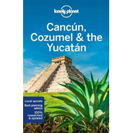 Produktbilde for Lonely Planet Cancun, Cozumel & the Yucatan (BOK)