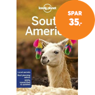 Produktbilde for Lonely Planet South America (BOK)