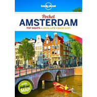 Pocket Amsterdam - top sights, local life, made easy. (BOK)