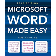 Microsoft Word Made Easy (2017 edition) (BOK)