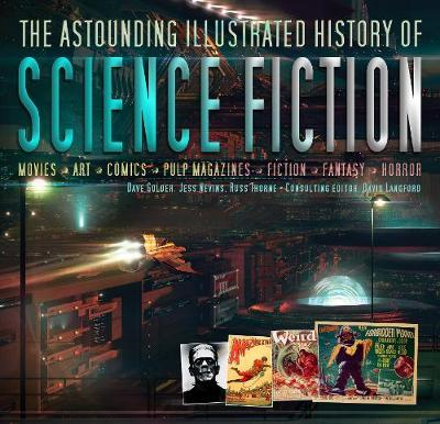 Astounding Illustrated History of Science Fiction (BOK)