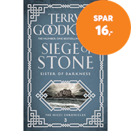 Produktbilde for Siege of Stone (BOK)