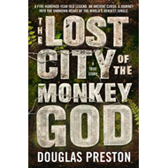 Lost City of the Monkey God (BOK)