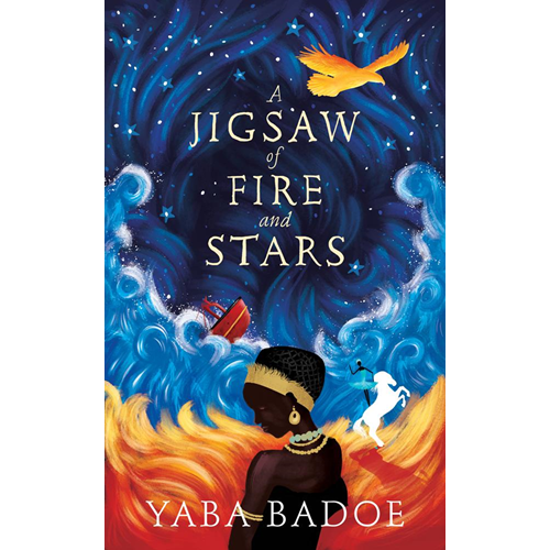 Jigsaw of Fire and Stars (BOK)