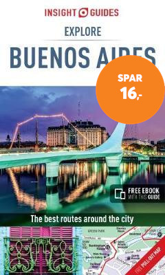 Insight Guides Explore Buenos Aires (Travel Guide with Free (BOK)