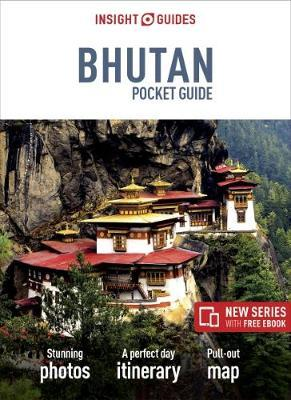 Insight Guides Pocket Bhutan (Travel Guide with Free eBook) (BOK)