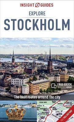 Insight Guides Explore Stockholm (BOK)
