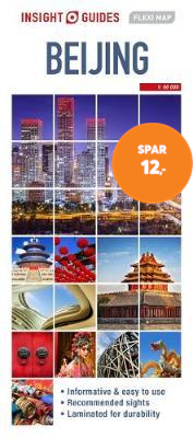 Insight Guides Flexi Map Beijing (BOK)