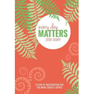 Every Day Matters Desk 2018 Diary (BOK)